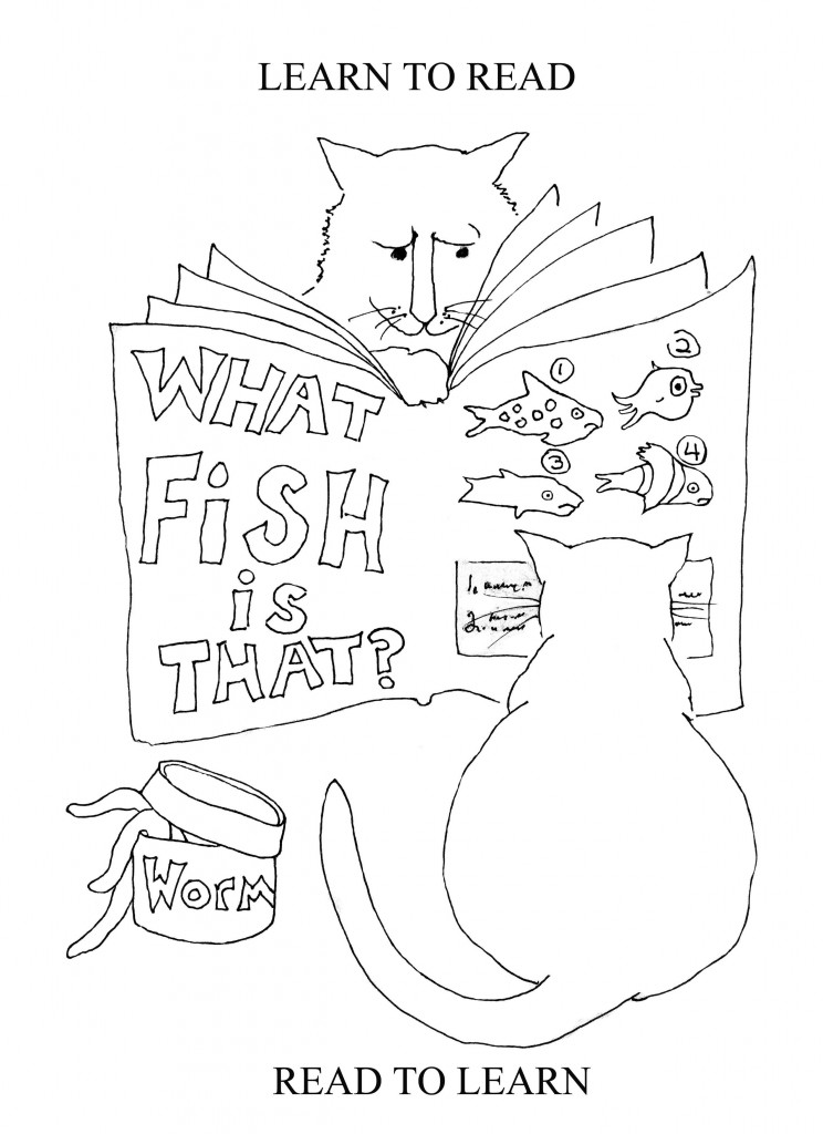 Jan Campbell Coloring Page