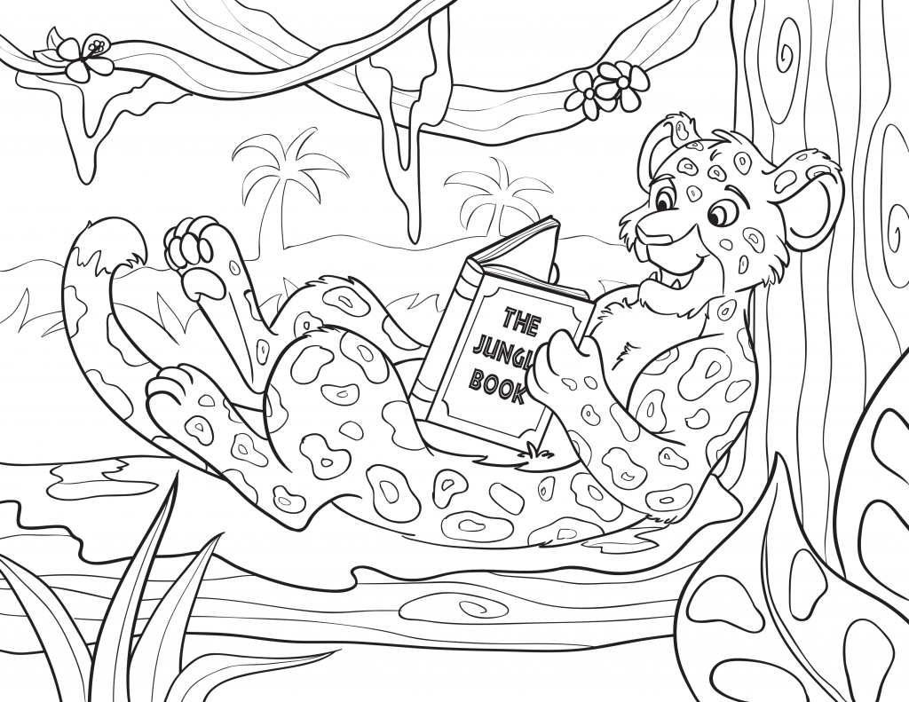 Kathryn Powers Coloring Page